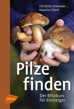 Pilze finden von Gliem,  Maurice, Schneider,  Christine