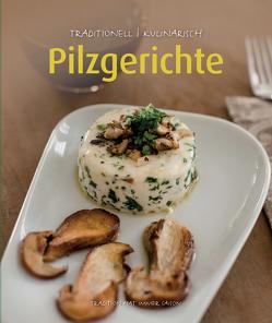 Pilzgerichte von Krenn,  Hubert