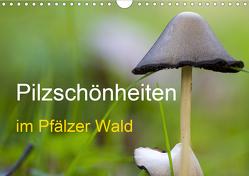 Pilzschönheiten im Pfälzer Wald (Wandkalender 2021 DIN A4 quer) von Fietz,  Günter