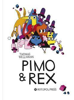 Pimo & Rex von Wellmann,  Thomas
