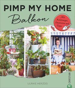 Pimp my home: Balkon von Herzog,  Ulrike