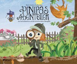 Pinipas Abenteuer 3 von Grolms,  Martin, Kühn,  Annika