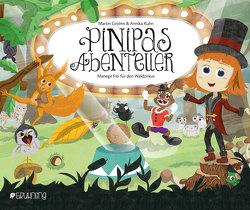 Pinipas Abenteuer 5 von Grolms,  Martin, Kühn,  Annika