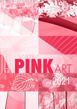 Pink Art (Wandkalender 2021 DIN A2 hoch) von Sachers,  Susanne