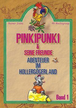 Pinkipunki & seine Freunde von Sieke,  Rainer
