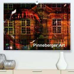 Pinneberger Art (Premium, hochwertiger DIN A2 Wandkalender 2020, Kunstdruck in Hochglanz) von Jordan,  Diane