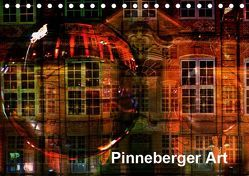 Pinneberger Art (Tischkalender 2019 DIN A5 quer) von Jordan,  Diane