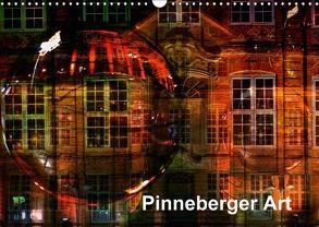Pinneberger Art (Wandkalender 2018 DIN A3 quer) von Jordan,  Diane