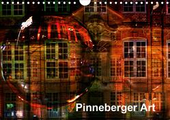 Pinneberger Art (Wandkalender 2020 DIN A4 quer) von Jordan,  Diane
