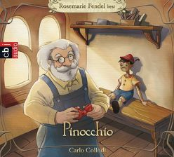 Pinocchio von Birnbaum,  Charlotte, Collodi,  Carlo, Fendel,  Rosemarie
