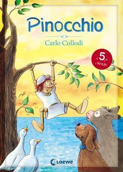 Pinocchio von Collodi,  Carlo, Fendrich,  Nadja, Theissen,  Petra