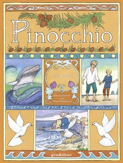 Pinocchio. von Collodi,  Carlo, Poljakowa,  Olga