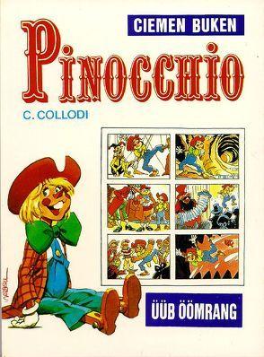 Pinocchio von Collodi,  Carlo, Jessen,  Jens