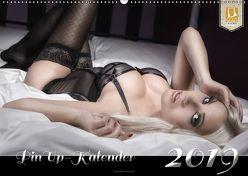 PinUp-Kalender 2019 (Wandkalender 2019 DIN A2 quer) von Zeminske,  Kai