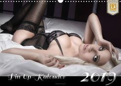 PinUp-Kalender 2019 (Wandkalender 2019 DIN A3 quer) von Zeminske,  Kai