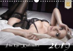 PinUp-Kalender 2019 (Wandkalender 2019 DIN A4 quer) von Zeminske,  Kai