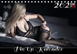 PinUp-Kalender 2020 (Tischkalender 2020 DIN A5 quer) von photo art,  DREAMPIXX