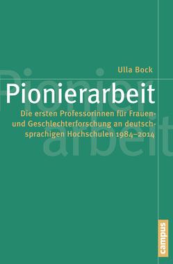 Pionierarbeit von Bock,  Ulla