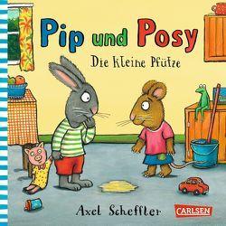Pip und Posy: Minibuch Die kleine Pfütze von Scheffler,  Axel