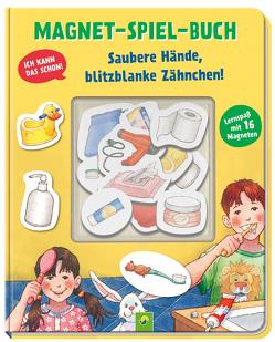 Pipi machen, Hände waschen, Zähne putzen von Campanella,  Marco