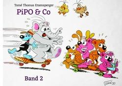PiPO Comics / PiPO & Co von Etzensperger,  Tomé Thomas
