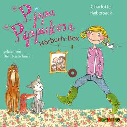 Pippa Pepperkorn Hörbuch-Box von Habersack,  Charlotte, Kretschmer,  Birte