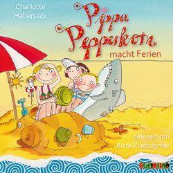 Pippa Pepperkorn macht Ferien (8) von Habersack,  Charlotte, Kretschmer,  Birte