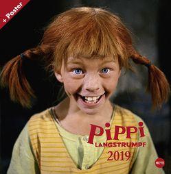 Pippi Langstrumpf Broschurkalender – Kalender 2019 von Heye