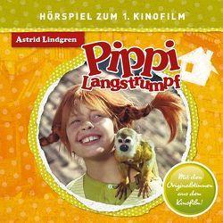 Pippi Langstrumpf – CDs. Original Hörspiel zum neuen Kinofilm / Pippi Langstrumpf – CD / Pippi Langstrumpf von Bruhn,  Christian, Elfers,  Konrad, Lindgren,  Astrid, Riedel,  Georg
