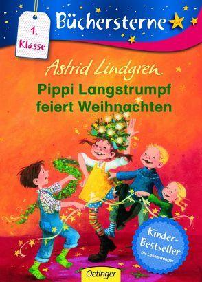 Pippi Langstrumpf feiert Weihnachten von Engelking,  Katrin, Lindgren,  Astrid