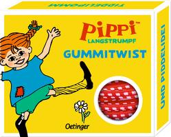 Pippi Langstrumpf Gummitwist von Lindgren,  Astrid, Vang Nyman,  Ingrid