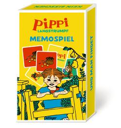 Pippi Langstrumpf Memospiel von Lindgren,  Astrid, Vang Nyman,  Ingrid