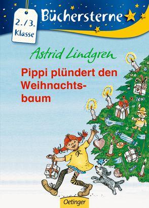Pippi plündert den Weihnachtsbaum von Lindgren,  Astrid