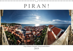 PIRAN!AT-Version (Wandkalender 2019 DIN A3 quer) von Schmöe,  Jörg