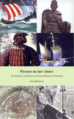 Piraten an der Alster von Hamann,  Gerd