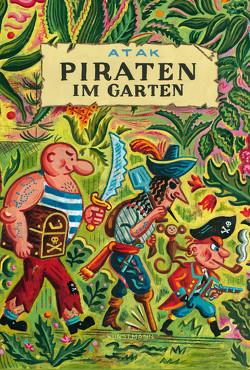 Piraten im Garten von ATAK