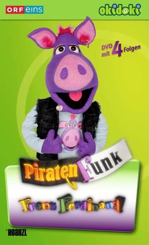 Piratenfunk Franz Ferdinand von Brezina,  Thomas C.