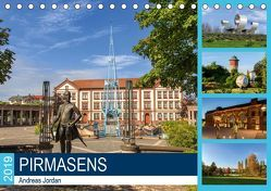 Pirmasens (Tischkalender 2019 DIN A5 quer) von Jordan,  Andreas