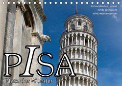 PISA Platz der Wunder (Tischkalender 2019 DIN A5 quer) von J. Richtsteig,  Walter