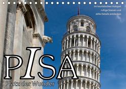 PISA Platz der Wunder (Tischkalender 2020 DIN A5 quer) von J. Richtsteig,  Walter