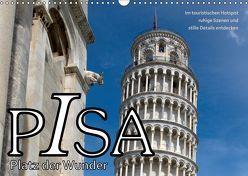PISA Platz der Wunder (Wandkalender 2019 DIN A3 quer) von J. Richtsteig,  Walter