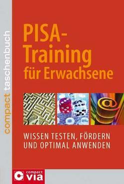 PISA-Training für Erwachsene von Gomoluch,  Tanja, Hillefeld,  Marc, Holtkamp,  Ralf