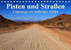 Pisten und Straßen – unterwegs im südlichen Afrika (Tischkalender 2020 DIN A5 quer) von Werner Altner,  Dr.