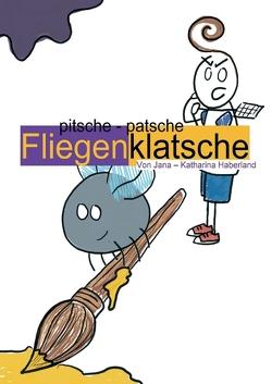 pitsche – patsche Fliegenklatsche von Haberland,  Jana - Katharina