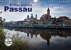 Pittoreskes Passau (Wandkalender 2019 DIN A4 quer) von boeTtchEr,  U