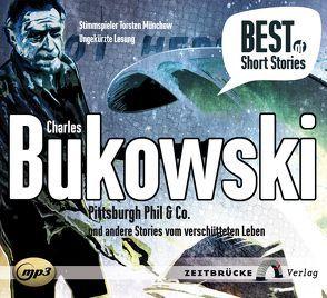 Pittsburgh Phil & Co. von Bukowski,  Charles, Münchow,  Torsten, Weissner,  Carl