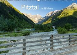 Pitztal in Bildern (Wandkalender 2019 DIN A2 quer) von Zahn,  Heiko
