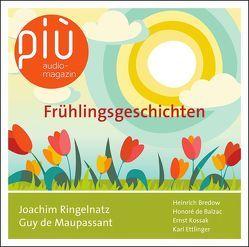 Frühlingsgeschichten von Egger,  Fabian, Hitz,  Heiner
