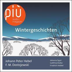 Wintergeschichten von Egger,  Fabian, Hitz,  Heiner