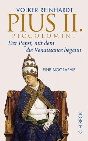 Pius II. Piccolomini von Reinhardt,  Volker